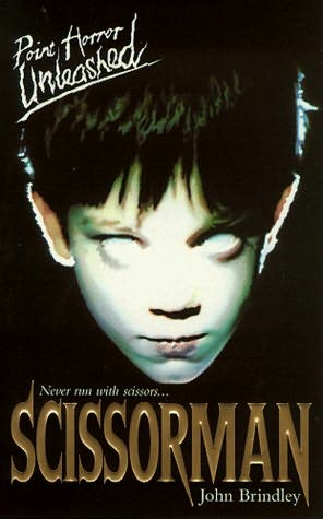 book cover of Scissorman