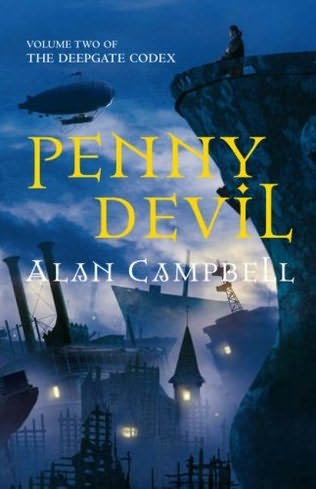 book cover of Penny Devil
