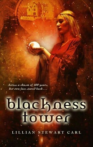 book cover of Blackness Tower