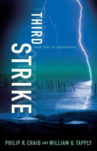 book cover of Third Strike