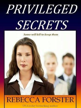 book cover of Privileged Secrets