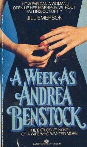 book cover of A Week As Andrea Benstock
