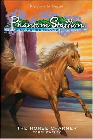 book cover of The Horse Charmer