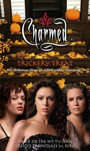 book cover of Trickery Treat