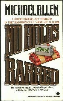 book cover of No Holds Barred