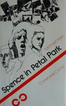 book cover of Spence in Petal Park