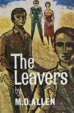 book cover of The Leavers