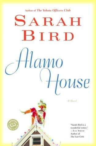 book cover of Alamo House