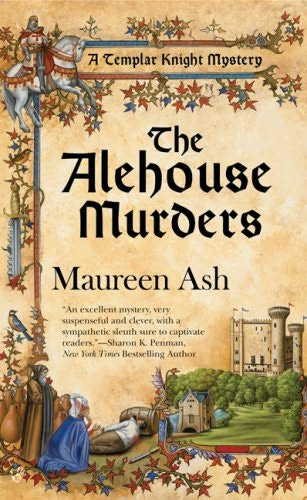 book cover of The Alehouse Murders