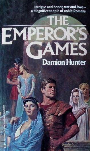 book cover of The Emperor\'s Games