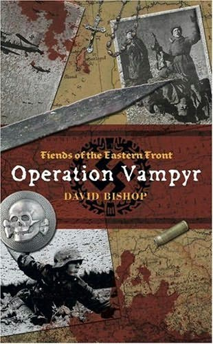book cover of Operation Vampyr