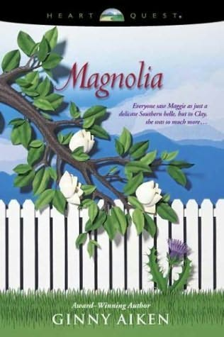 book cover of Magnolia