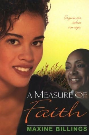 book cover of Measure of Faith