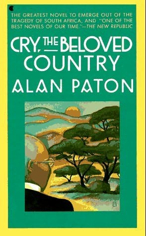 racial intolerance in the novel cry the beloved country Alan paton's novel cry, the beloved country set the tone for half a  it is a nice  thought that racial prejudice and strife in south africa and.