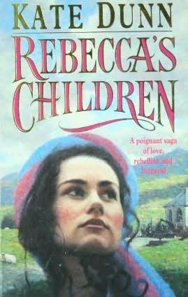 book cover of Rebecca\'s Children
