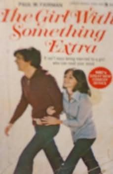 book cover of The Girl with Something Extra