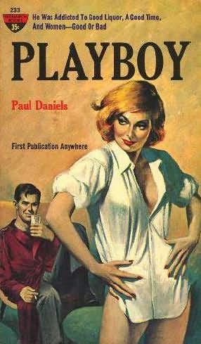 book cover of Playboy