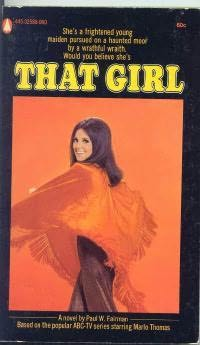 book cover of That Girl