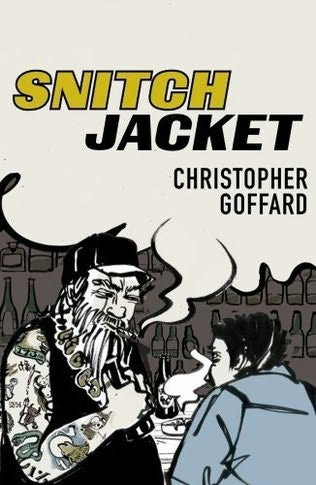 book cover of Snitch Jacket