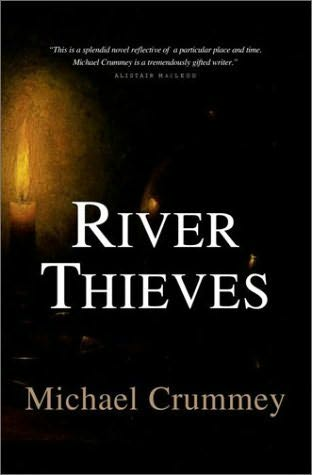 book cover of River Thieves