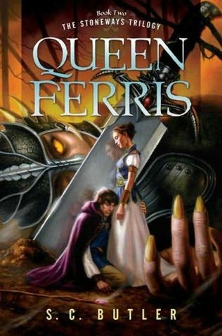 book cover of Queen Ferris