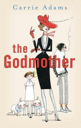book cover of The Godmother