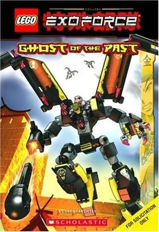 book cover of Ghost of the Past