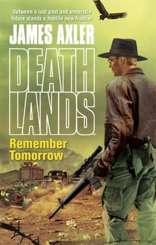 book cover of Remember Tomorrow