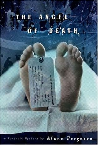 book cover of The Angel of Death