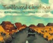 book cover of Tumbleweed Christmas