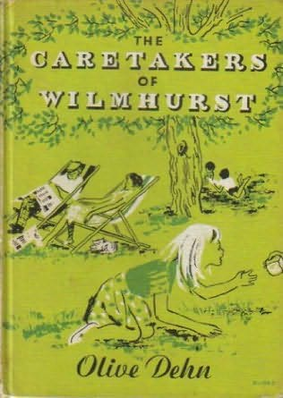 book cover of The Caretakers of Wilmhurst