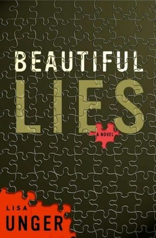 book cover of Beautiful Lies