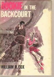 book cover of Rookie in the Backcourt