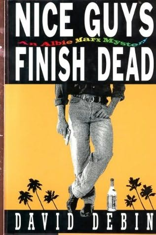 book cover of Nice Guys Finish Dead