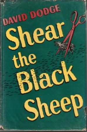 book cover of Shear the Black Sheep