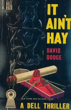 book cover of It Ain\'t Hay