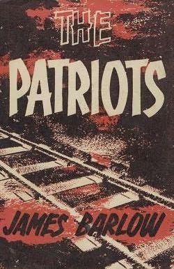 book cover of The Patriots