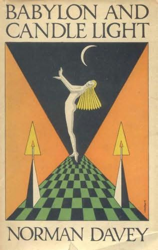 book cover of Babylon and Candlelight
