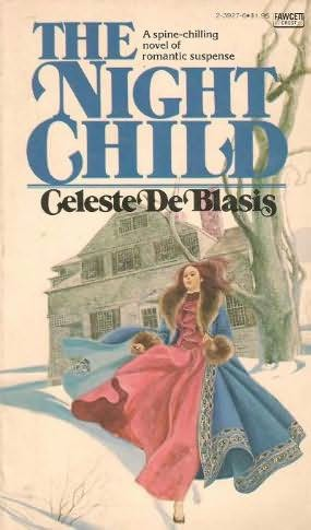 book cover of The Night Child