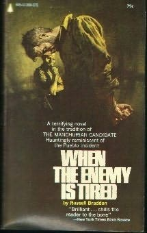 book cover of When the Enemy Is Tired