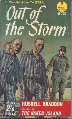 book cover of Out of the Storm