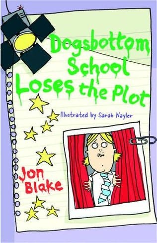 book cover of Dogsbottom School Loses the Plot