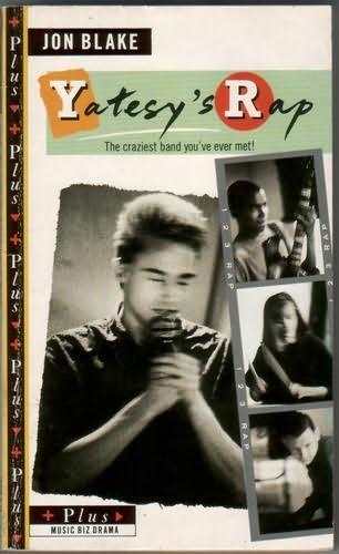 book cover of Yatesy\'s Rap
