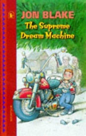 book cover of The Supreme Dream Machine