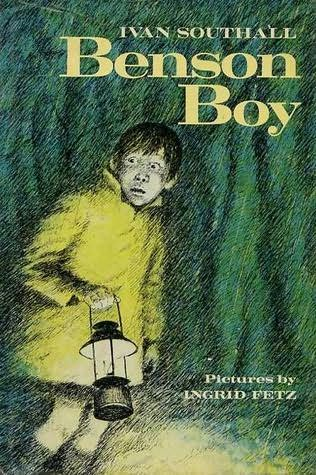 book cover of Benson Boy