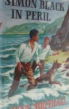 book cover of Simon Black in Peril