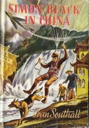 book cover of Simon Black in China
