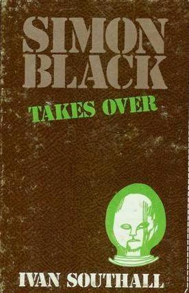 book cover of Simon Black Takes Over