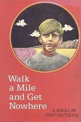 book cover of Walk a Mile and Get Nowhere