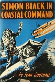 book cover of Simon Black in Coastal Command